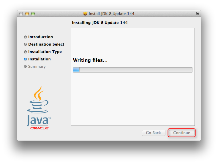 how to set up java environment variables in mac